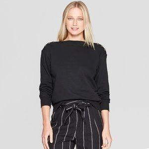 NWT Who What Wear Sweatshirt Plus Size